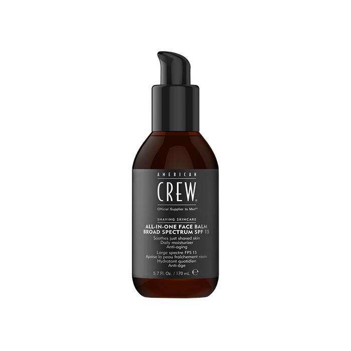 American Crew All-In-One Face Balm Broad Spectrum Spf 15 170 ml from American Crew