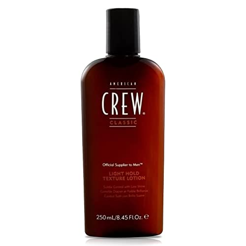 American Crew Light Hold Texture Lotion - 250ml from American Crew
