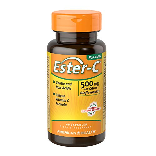 AMERICAN HEALTH ESTER C 500MG CTRS BIOFLV from American Health