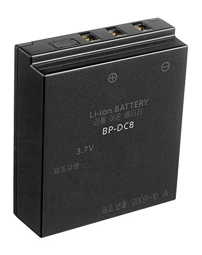 Amsahr Digital Replacement Battery for Leica BP-DC8, X Vario, X1, X2 Camera from Amsahr