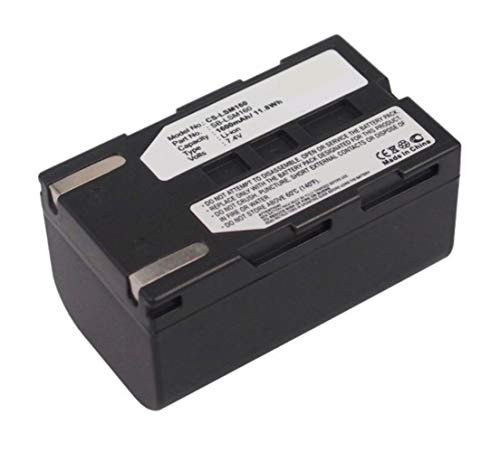 Amsahr Digital Replacement Battery for Samsung DC565, VM DC160, DC560, VP D351, D351i, D363i, D364Wi Camera from Amsahr