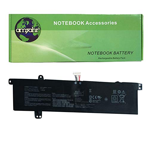 amsahr Replacement Battery for Asus C21N1618/F402B-EB91/0B200-01400700 from Amsahr