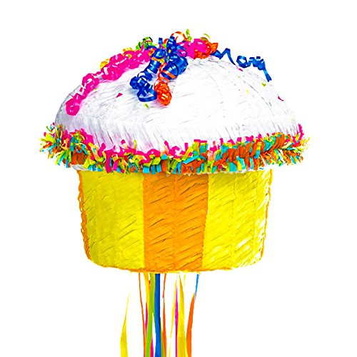 amscan Pinata Cupcake (Multi-Coloured) from amscan