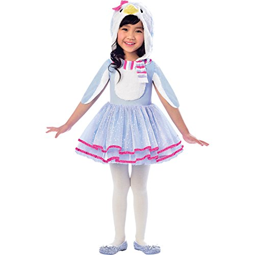 amscan 9903369 Costume, Blue, White, Pink, 4-6 Years from amscan