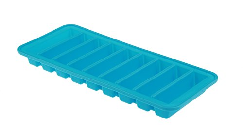 Silicone Baby Food Freezer Tray (Pack of 3, Blue) from Ana Wiz