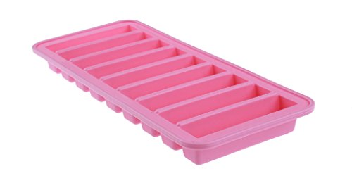 Silicone Baby Food Freezer Tray (Pack of 3, Pink) from Ana Wiz