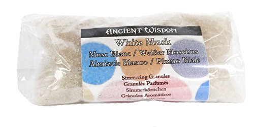 Ancient Wisdom White Musk Simmering Granules from Ancient Wisdom