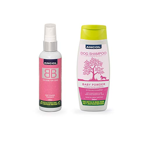 Ancol Cologne Set, Pink, 300ml from Ancol