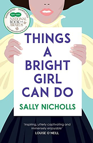 Things a Bright Girl Can Do from Andersen Press Ltd