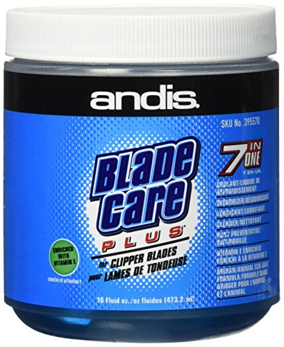 Andis 468 ml Disinfectant Blade Care Plus from Andis