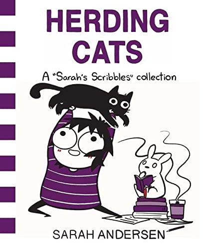 Herding Cats: A Sarah's Scribbles Collection from Pocket Books