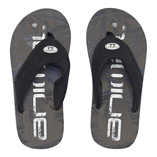 Animal Boys Flip Flops Jekyl Logo Boys from Animal