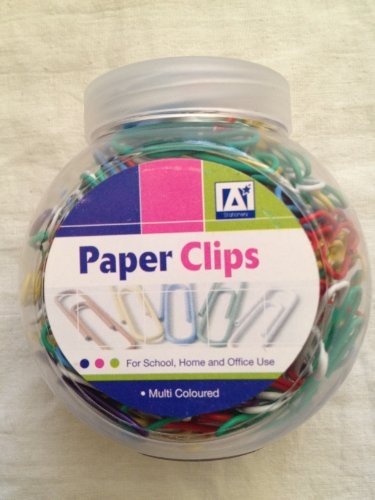 Anker International, Stationery, Tub Of Paper Clips from Anker