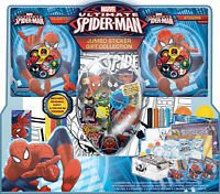 Spiderman Jumbo Sticker Gift Collection. from Anker