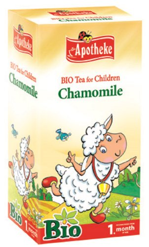 Chamomile Tea for Children and Babies from 1 week + from Apotheke