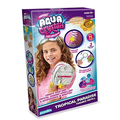 Aqua Crystals Tropical Accessories Refill Pack from Aqua Crystals