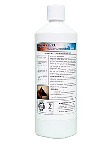 Aquasteel Rust Converter and Primer 1 Litre from Aquasteel