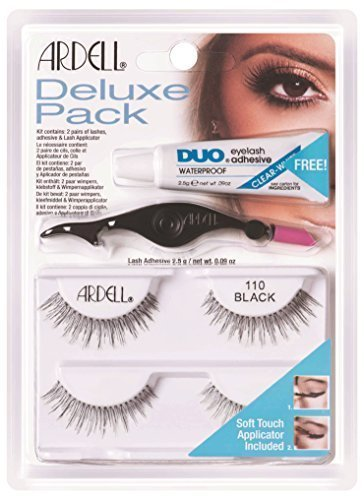 Ardell Deluxe Pack Lash, 110 by Ardell from Ardell