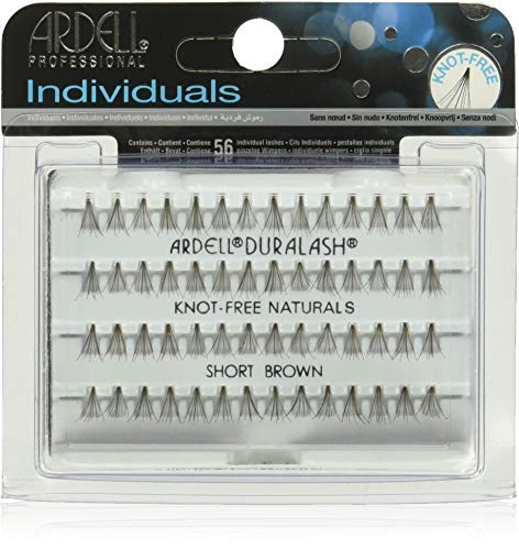 Ardell Duralash Naturals Flare Short Brown (56 Lashes) from Ardell