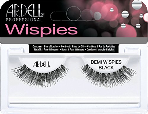 Ardell False Eyelashes - Natural - Demi Wispies (Black) from Ardell