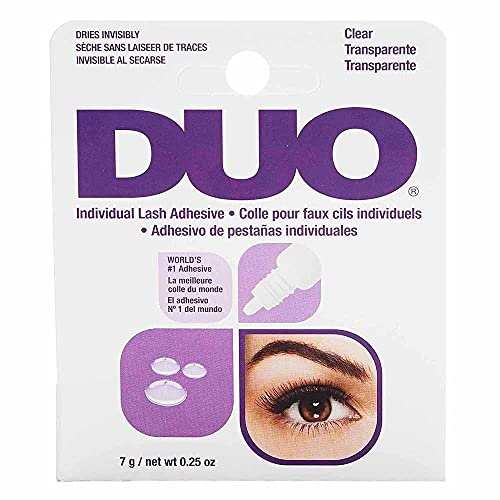 Duo Individual Lash Adhesive Clear 0.25oz from Ardell