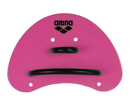 Arena Elite Finger Paddles - Small Pink pink from Arena
