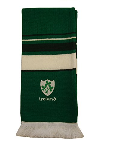 Ireland Rugby Embroidered scarf from Arena