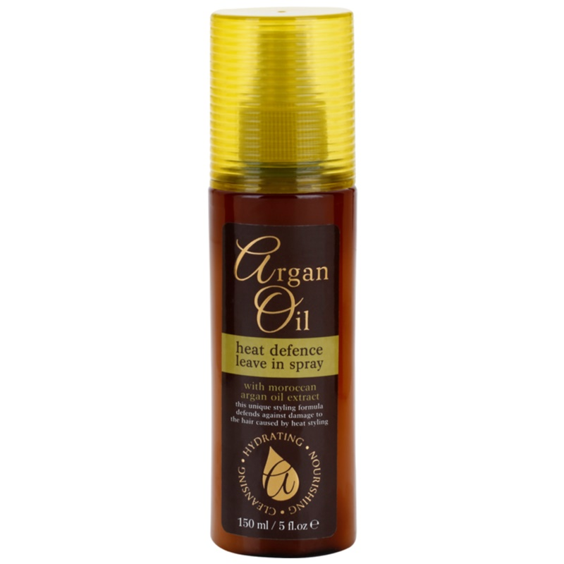 Argan Oil Hydrating Nourishing Cleansing Spray For Heat Hairstyling 150 ml from Argan Oil