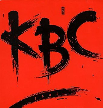 KBC Band (1986) from Arista