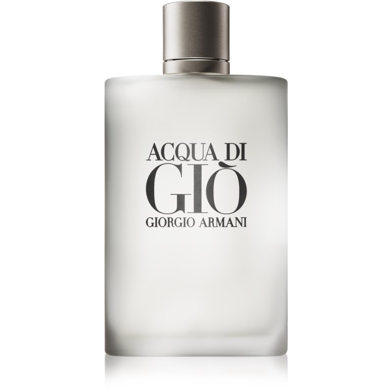 Armani Acqua di Giò Pour Homme Eau de Toilette for Men 200 ml from Armani