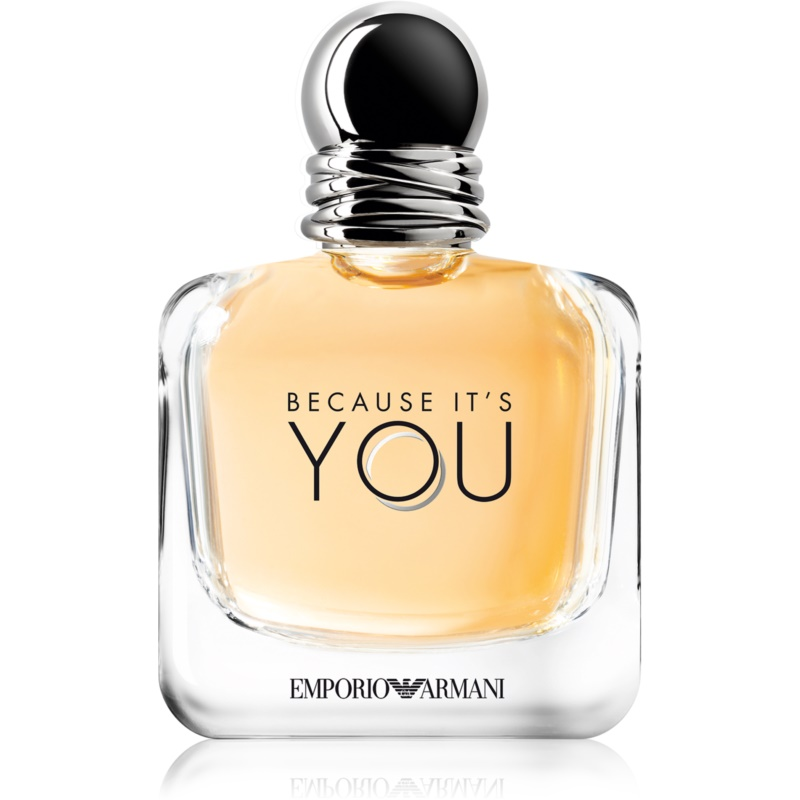 Armani Emporio Because It's You Eau de Parfum for Women 100 ml from Armani