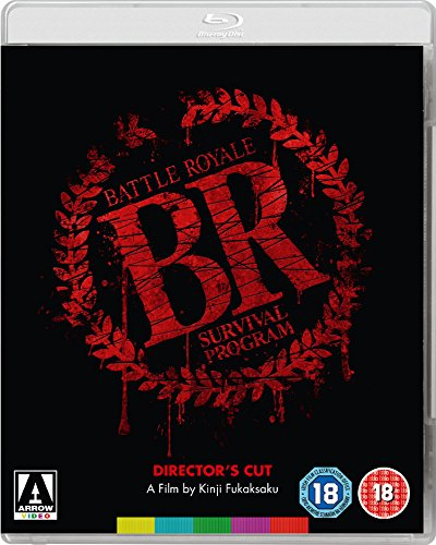 Battle Royale (Director's Cut) [Blu-ray] from Arrow Video