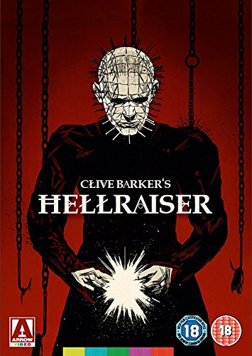 Hellraiser [DVD] from Arrow Video