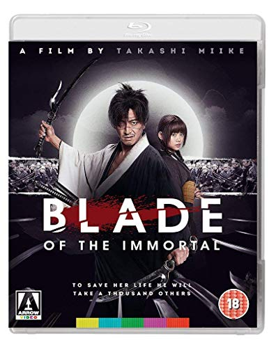 Blade Of The Immortal [Blu-ray] from Arrow Video
