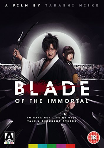 Blade Of The Immortal [DVD] from Arrow Video