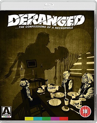 Deranged [Blu-ray] from Arrow Video