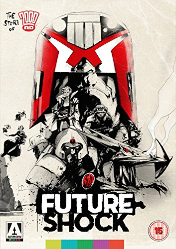 Future Shock: The Story Of 2000AD [DVD] from Arrow Video