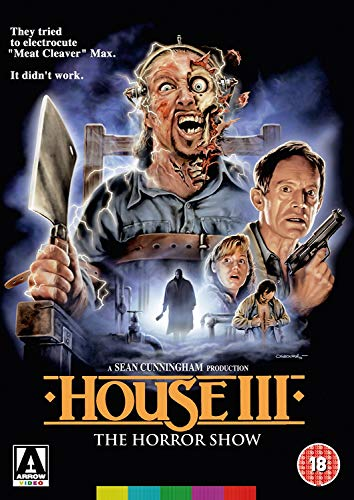 House 3 [DVD] from Arrow Video