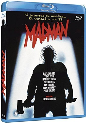 Madman [Blu-ray] from Arrow Video