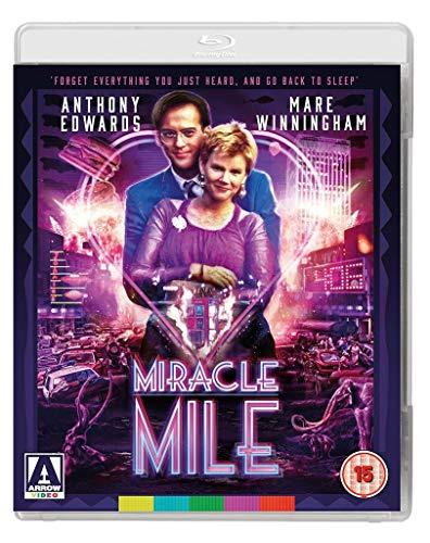 Miracle Mile [Blu-ray] from Arrow Video