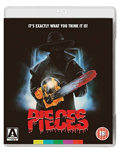 Pieces [Blu-ray] from Arrow Video