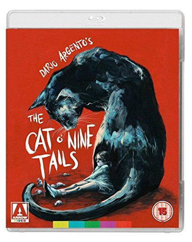 The Cat O' Nine Tails [Blu-ray] from Arrow Video
