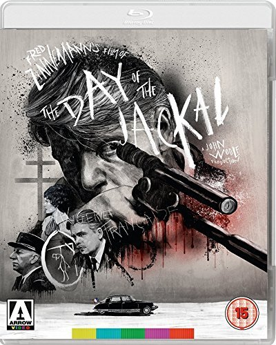 The Day Of The Jackal [Blu-ray] from Arrow Video