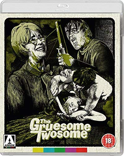 The Gruesome Twosome [Blu-ray] from Arrow Video