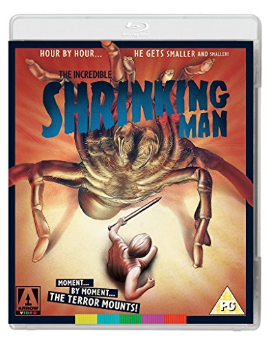 The Incredible Shrinking Man [Blu-ray] from Arrow Video