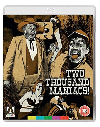 Two Thousand Maniacs! [Blu-ray] from Arrow Video