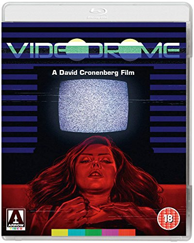 Videodrome [Blu-Ray] from Arrow Video
