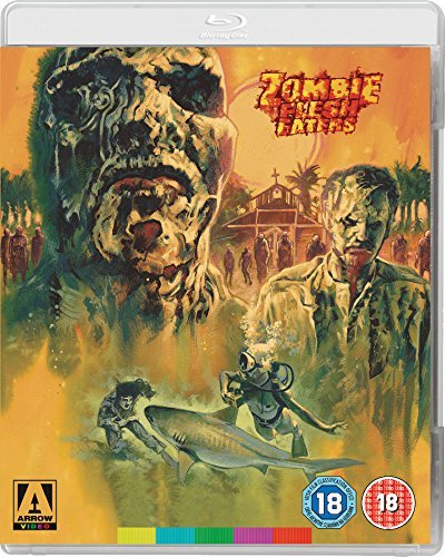Zombie Flesh Eaters [Blu-ray] from Arrow Video