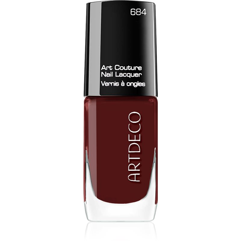 Artdeco Art Couture Nail Lacquer Nail Polish Shade 111.684 Couture Lucious Red 10 ml from Artdeco