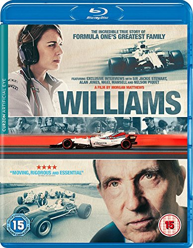 Williams [Blu-ray] from Artificial Eye